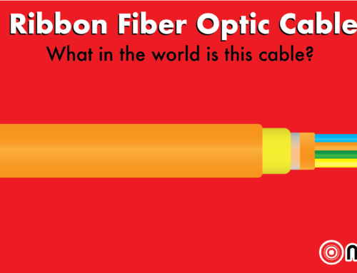 What in the World is this Cable? (Ribbon Fiber)